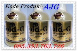 SEPUTAR JELLY GAMAT GOLD- G